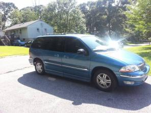 2003 Ford Windstar Handicap Van MD.INP