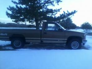 1990 chev 4x4 pickup for sale
