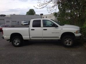 2003 Quad Cab Dodge ram 2500 HD needs work