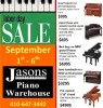 ??? The BIG Labor Day Piano Sale
